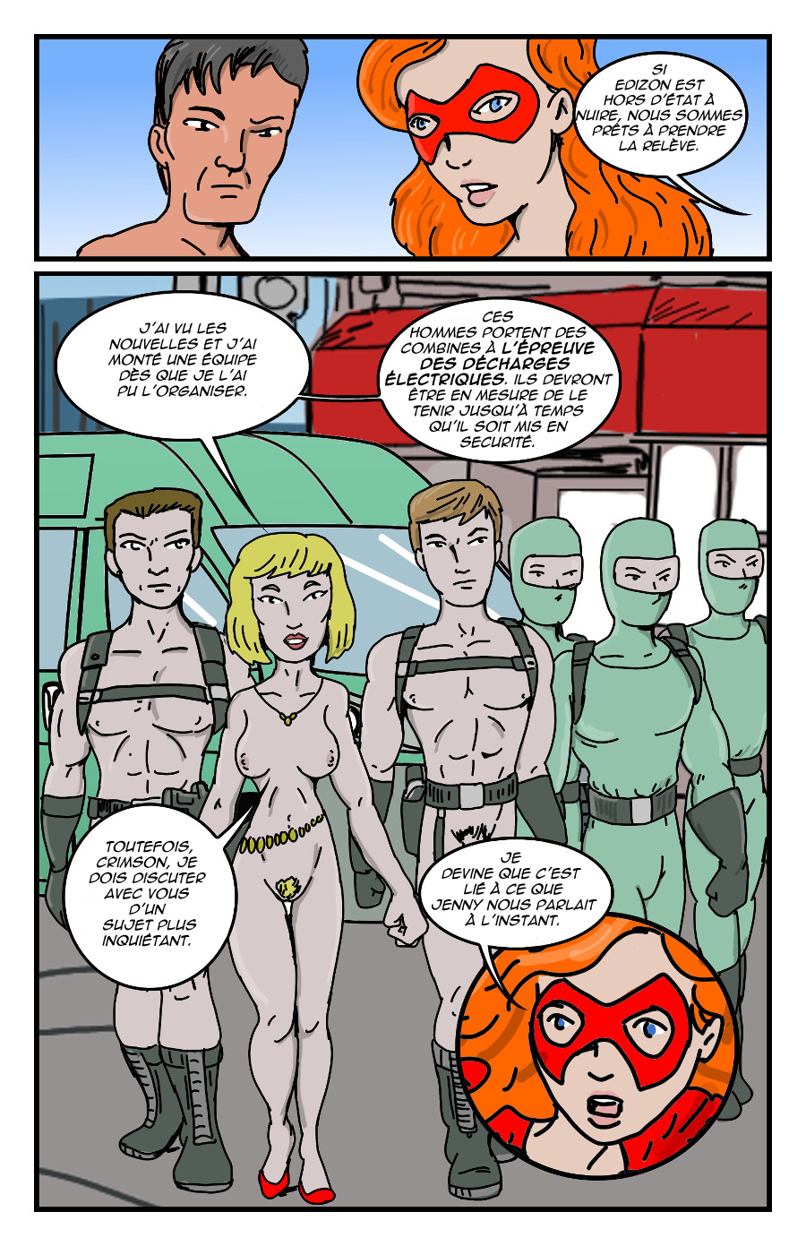 Earth-N, partie 2, page 20