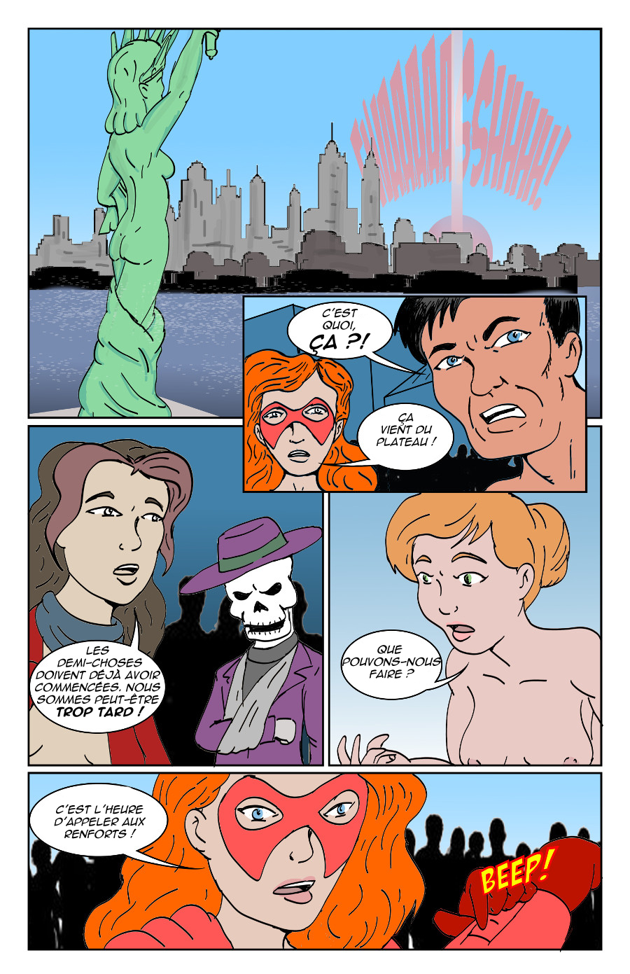 Earth-N, partie 2, page 21